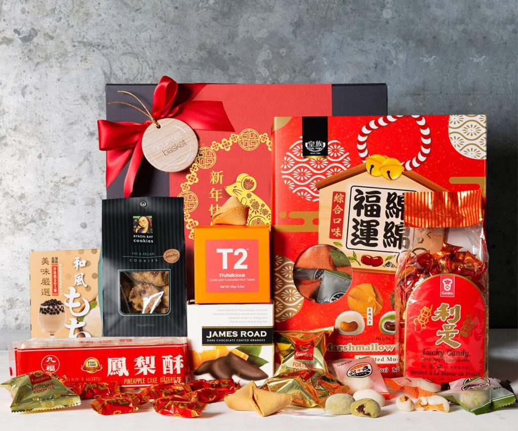 bundance of Happiness Hamper