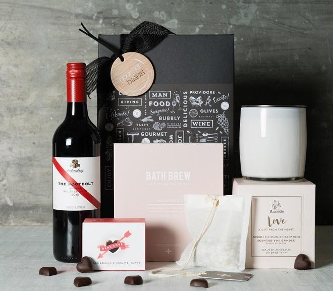 Red & Relaxation Hamper